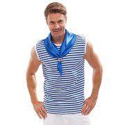 buttinette Angebot Matrosenshirt, blau/weißIhr QuickBerater