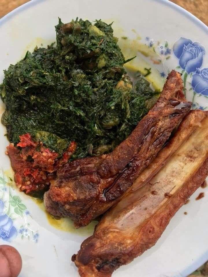 Nkumu Ofula En 2020 Cuisine Africaine Gastronomie Art Culinaire