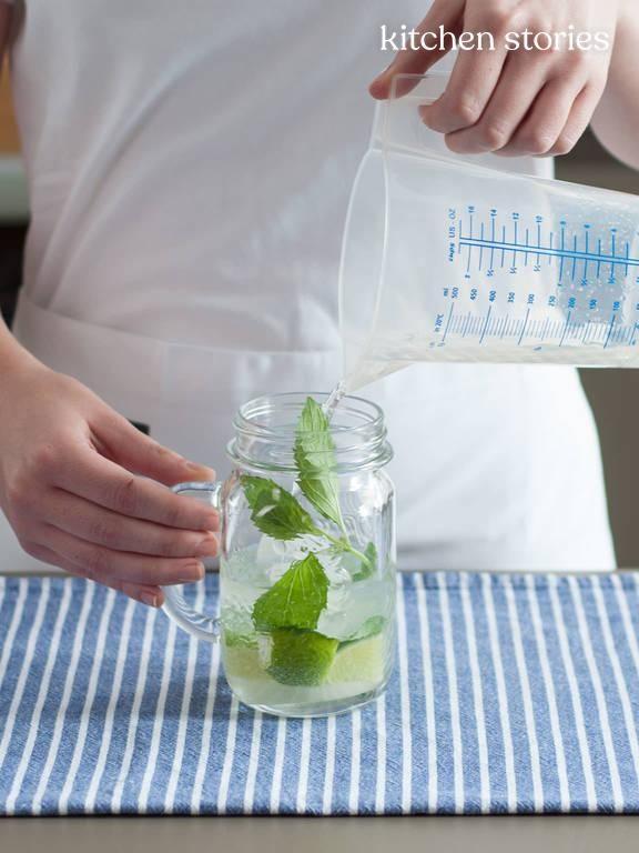 Mojito Rezept Kitchen Stories Rezept Mojito Glas Mojito Getranke