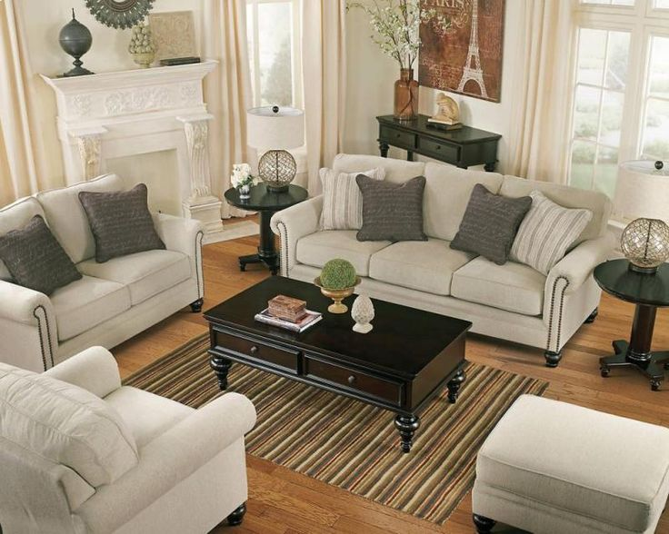 High Quality 91 Best ASHLEY Living Rooms Images On Pinterest   Living Room Furniture,  Living Room Sets And Sofas