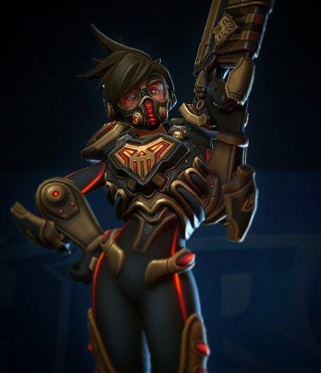 Overwatch Tracer Black ops