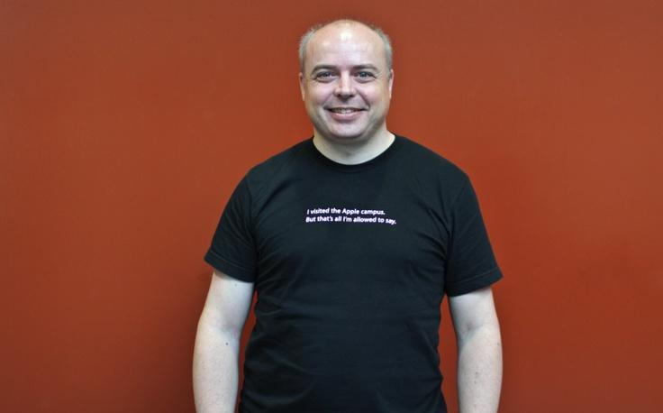 Vicente Vicens, el rostro que está detrás de las Apps   Foto Kiko Llorens