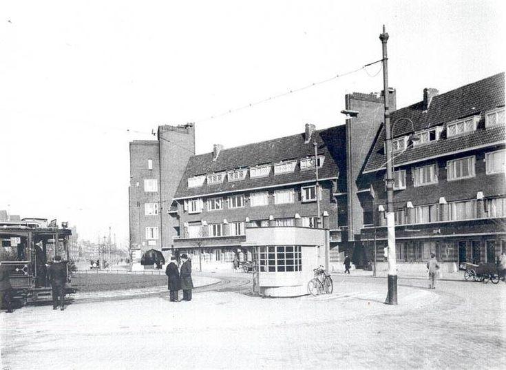 Surinameplein Amsterdam (jaartal: 1950 tot 1960) - Foto's SERC