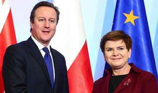 Katastrofa smoleńska musi być odpowiednio zbadane powiedział premier Szydło w Londynie.