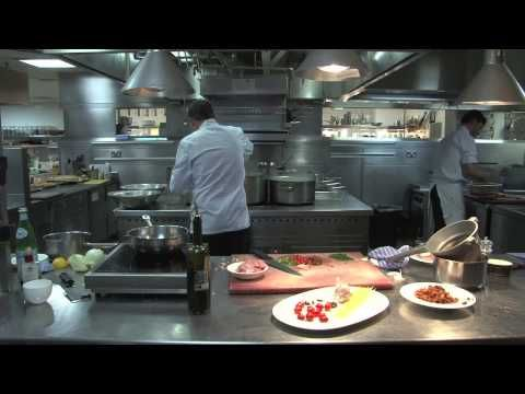 How To Cook Red Mullet Linguine | by Theo Randall - YouTube #HuffingtonPost #recipes #TheoRandall #Italian