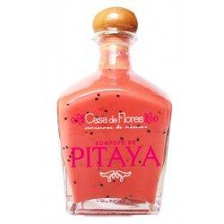 """Crema de licor de pitaya """"Casa de Flores"""""""