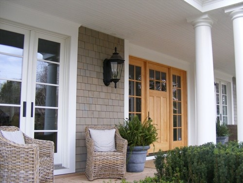 Cape cod front door design pictures remodel decor and for Cape cod front door