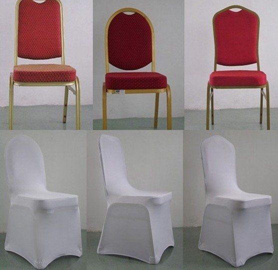 #Banquet #chairs Are Transformed With #spandex #chaircovers! #RentMyWedding  #wedding