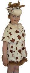 Как сделать карнавальный костюм быка или коровы