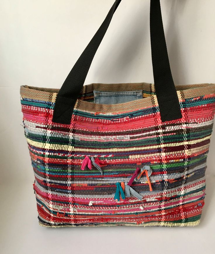 89 Best Images About Woven Bags On Pinterest