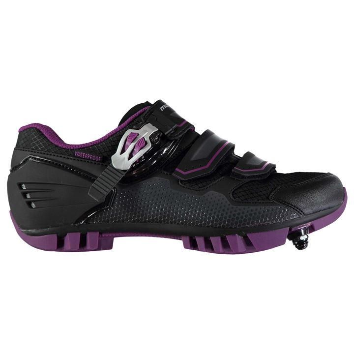 Muddyfox | Muddyfox MTB200 Cycling Shoes Ladies | Cycling Shoes