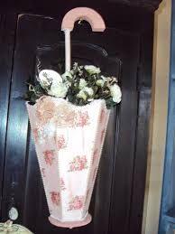 Resultado de imagem para guarda chuva decorado com flores