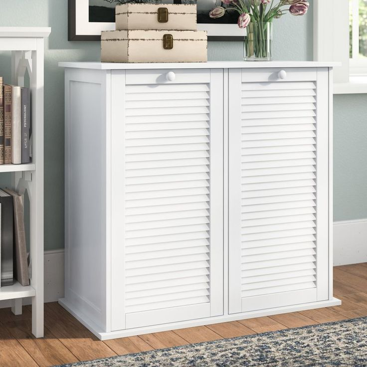Cabinet Laundry Hamper New Home Ideas In 2019 Laundry