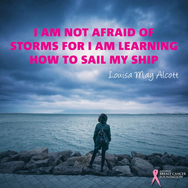 I am not afraid of storms for I am learning how to sail my ship. #MotivationalMonday #motivational #LouisaMayAlcott
