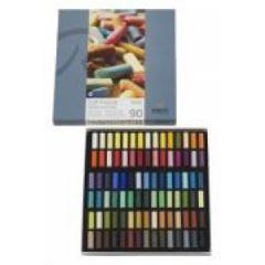 Talens Rembrandt Soft Pastel Boya 90 Renk Yarım Boy