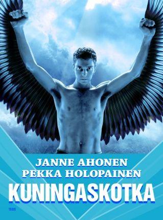 Kuningaskotka   Janne Ahonen   teos.fi