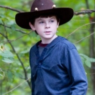 The Walking Dead's Glen Mazzara Doesn't Want You to Hate Carl