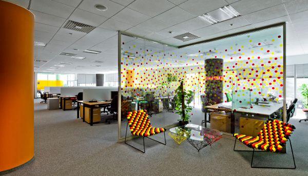 Kompleksowa realizacja biur Projektowanie Remonty biur Fit out