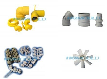 HQMOULD provides #pipe fitting mould products in various sizes and other related specifications.