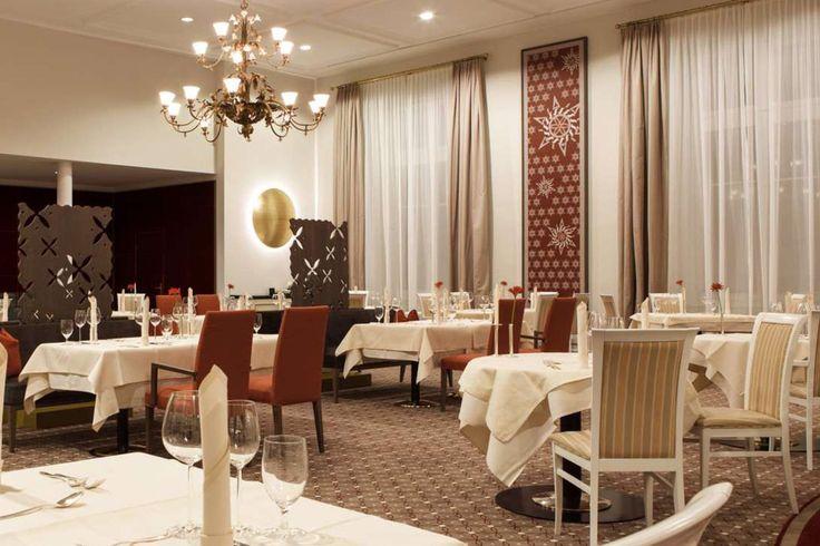 L'Abbate Italia: Kempinski Grand Hotel des Bains - St. Moritz
