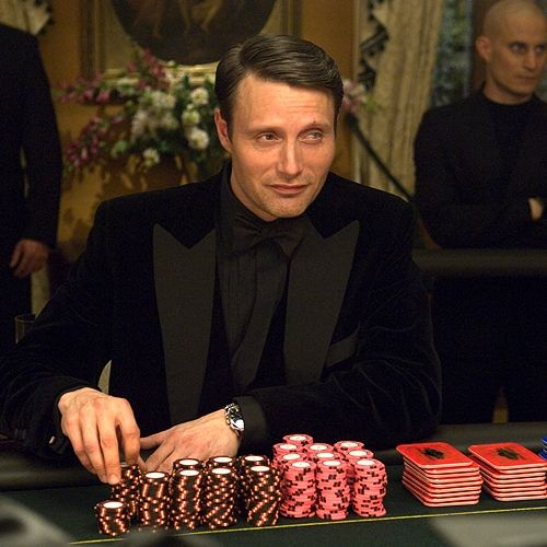 The Many Looks Of The Bond Villain | Le Chiffre (Mads Mikkelsen)