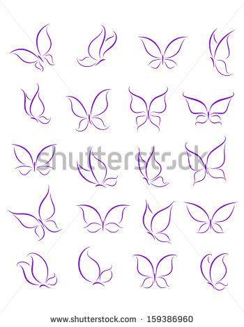 Top 25+ best Simple butterfly tattoo ideas on Pinterest ...