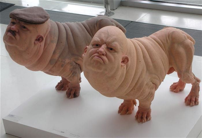20 Sculptures bizarres qui montrent que l'art est subjectif, vraiment