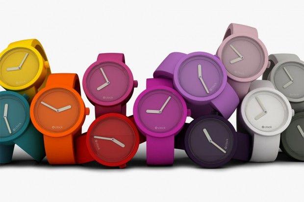 Fullspot O'Clock 2012 Summer Collection