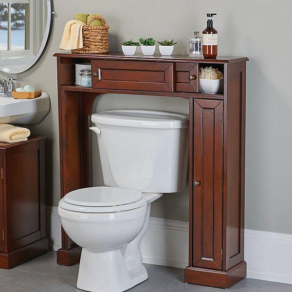 Improvements Weatherby Bathroom Over the Toilet Storage Cabinet        180. Best 20  Home improvement catalog ideas on Pinterest   Bath side
