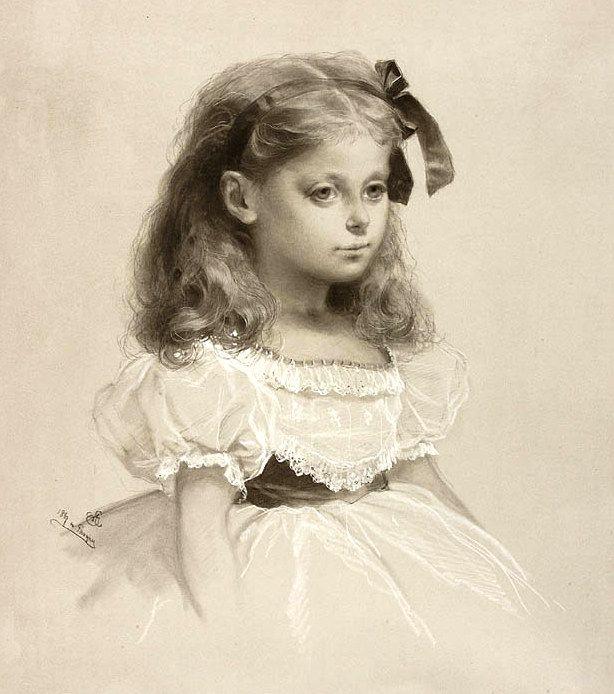 Artur Grottger(Polish,1837 – 1867)