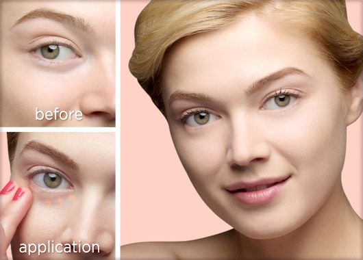 Benefit Cosmetics - erase paste concealer #benefitbeauty