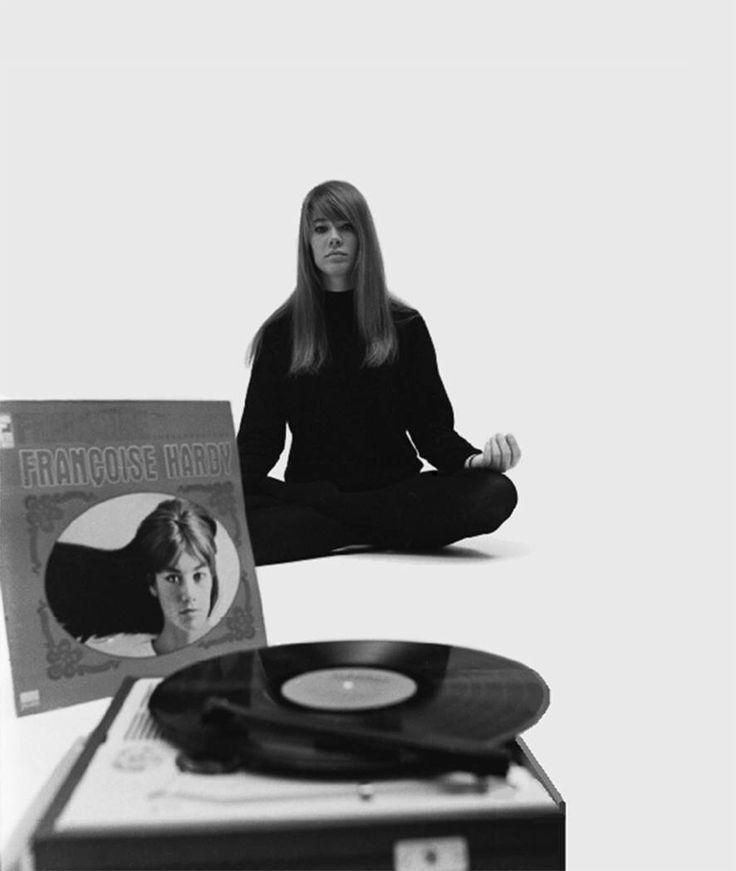 Françoise, New York, 1966