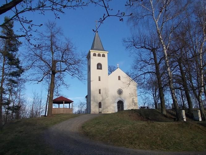 Galerie - Rozhledna Křížový vrch (Rozhledna) • Mapy.cz