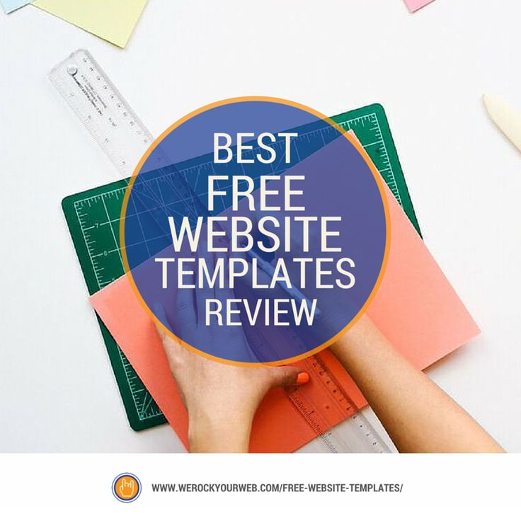 What are some good free website templates?