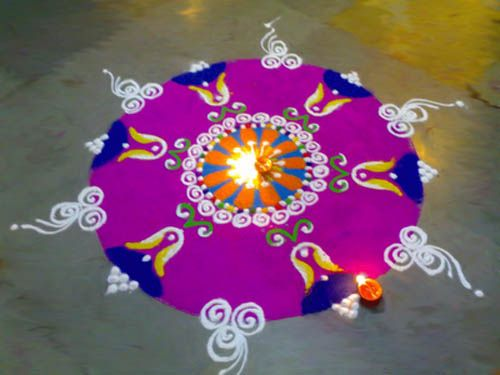 9 Best Free Hand Rangoli Designs