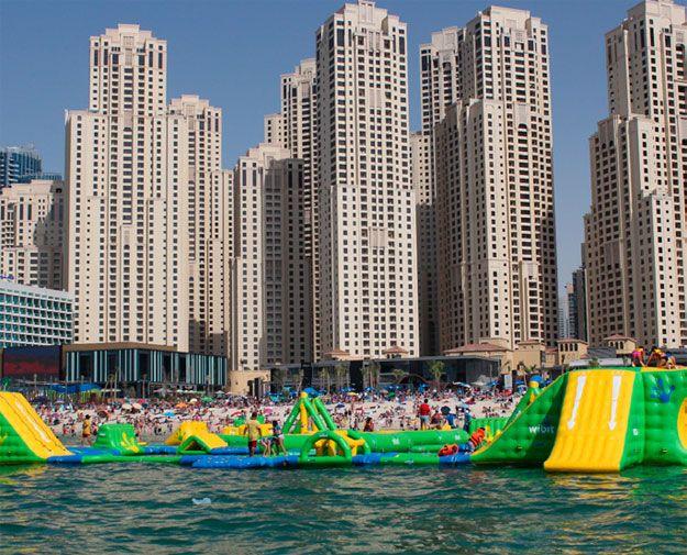 Dubai Jumeirah beach Residence