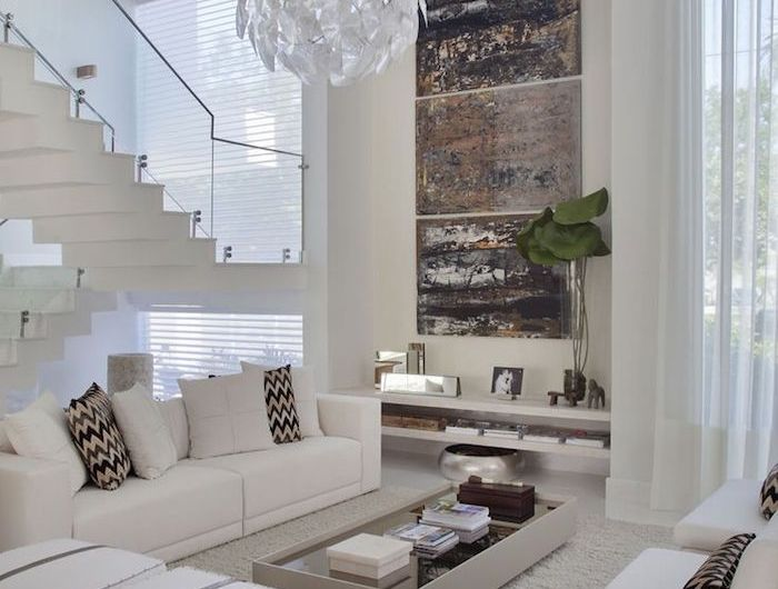 Die besten 25+ Minimale wohnzimmer Ideen auf Pinterest Black - luxus wohnzimmer dekoration