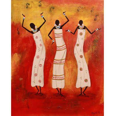 Afrikkalaiset naiset