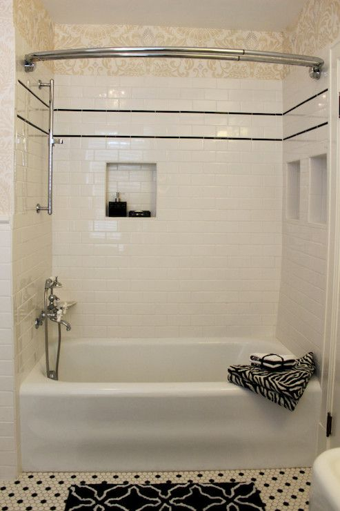Decorative Pencil Tile Impressive 792 Best Deco Bathroom Images On Pinterest  Bathroom Art Deco Review