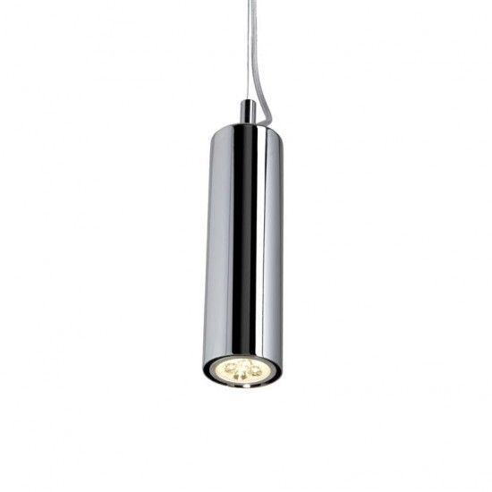 bas lampadari : Cily cromo - Lampadario, Sospensione - OLUX ILLUMINAZIONE