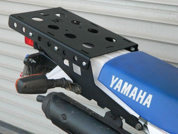 Yamaha XT225 DUAL SPORT RACK 1993-2007 SEROW