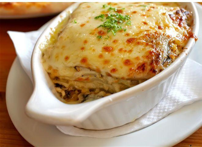 lasagne hoender