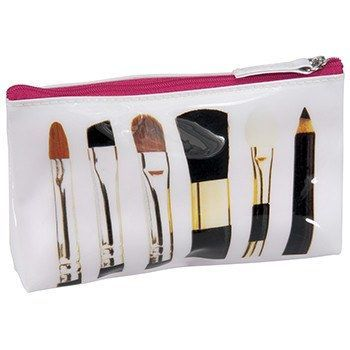 Harry Koenig Make-up Brush Design Cosmetic Bag