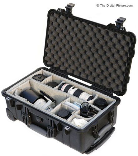 #Pelican 1510 Carry-On Hard Case.  For more images and information on camera gear please visit us at www.The-Digital-Picture.com