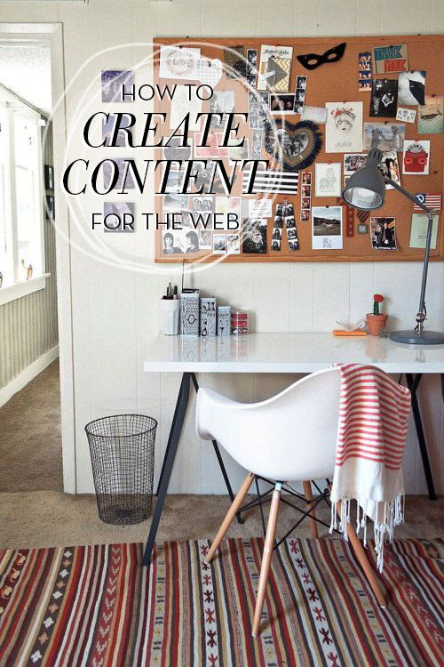 How To Create Content For The New Online World DesignSponge