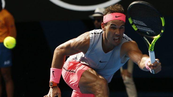 Siga en directo el partido de cuartos de final en Australia entre Nadal y Cilic