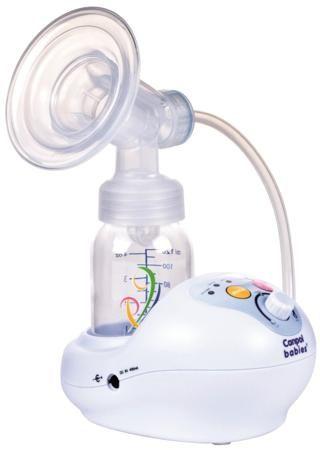 EasyStart  — 6453р. -------------------------------------------- Электрический Молокоотсос Canpol babies обеспечивает бережное, эффективное сцеживание, имитируя естественное сосание ребенка, а также неограниченную гибкость управления.  Особенности:   Работает бесшумно, легок в использовании. Многоуровневый, автоматический режим контроля управления силой (три уровня) и ритмом (три уровня) сцеживания. Молокоотсос Canpol babies 12/201 обеспечен массажной силиконовой насадкой, которая плотно…