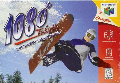 1080°: Ten-Eighty Snowboarding >>> Wii (Nintendo 64 Virtual Console)