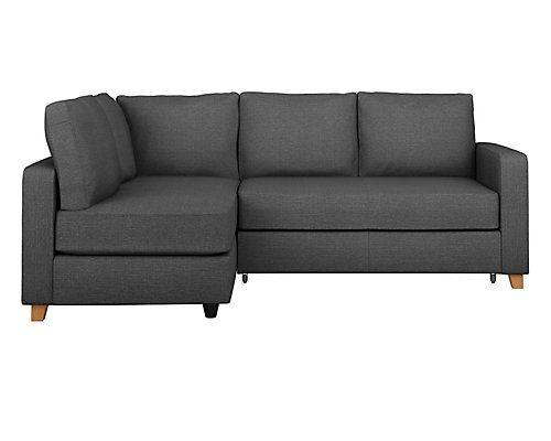 Tromso Corner Sofa Bed (Left-Hand)   M&S