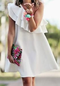 Vestidos para mujer Limonni LI723 Cortos elegantes Fiesta